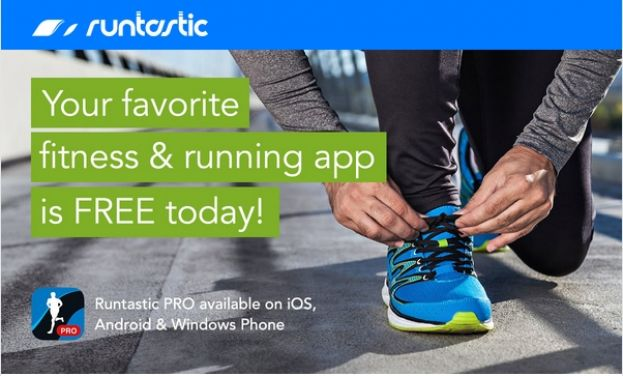 Runtastic PRO App FREE TODAY ONLY