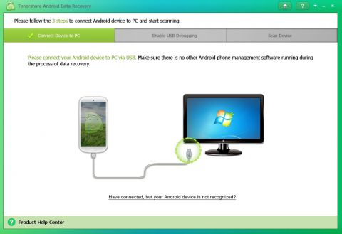 Tenorshare Android Data Recovery Software BESPLATAN PROMO