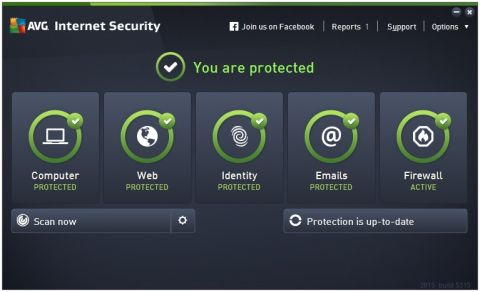 AVG Internet Security 2015 (100% popust)