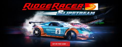Ridge Racer Slipstream for iOS FREE with promo code!