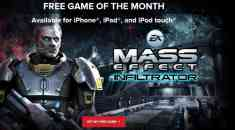 Mass Effect Infiltrator za iPhone®, iPad®, te iPod touch®